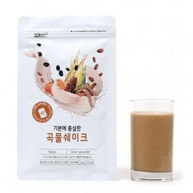 기본에충실한곡물쉐이크 350g(10팩)