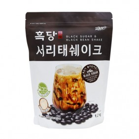흑당서리태쉐이크 1.2kg